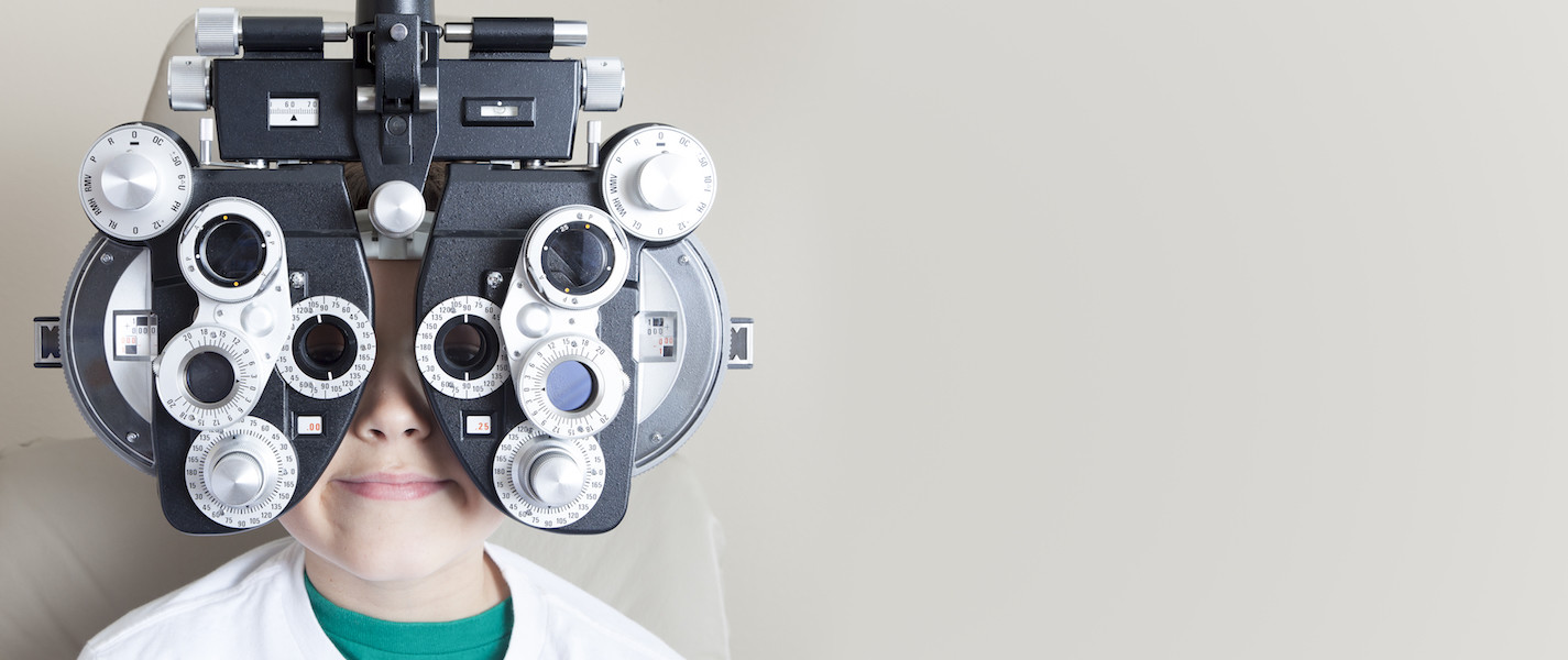 Eye Exam - Pediatric - Eye Doctors