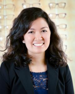 Optometrist - Dr. Carolyn Kudo